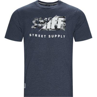 Boston T-shirt Regular   Boston T-shirt   Denim